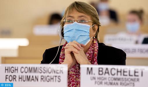 Actualités Algeriennes - Page 14 Michelle-Bachelet