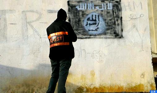 BCIJ (Bureau Central d'Investigations Judiciaires) .... FBI Marocain - Page 24 Terrorisme-