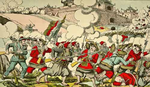 Siège de Tuyên Quang Bataille