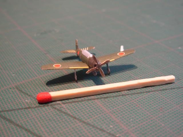 MCVD classe Kingston - maquette en papier - échelle 1:200 A2_128