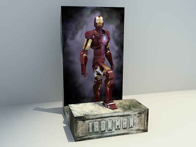 Les jouets en papier Iron_Paper_01_996