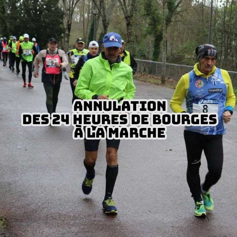 27 et 28-02-2021 - 24 heures de Bourges annulées BOURGES-2021