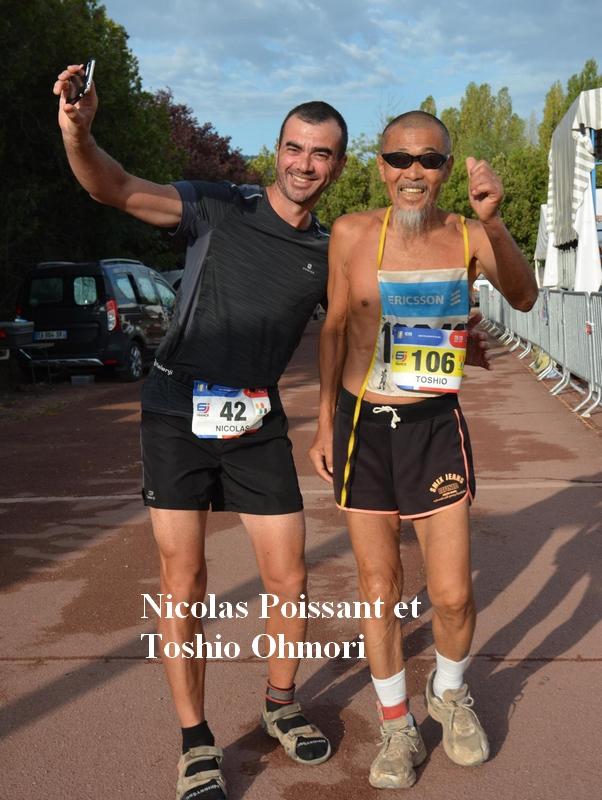 18 au 24-08-2019 - 6 jours de France et 48 heures à Privas NicoetToshio