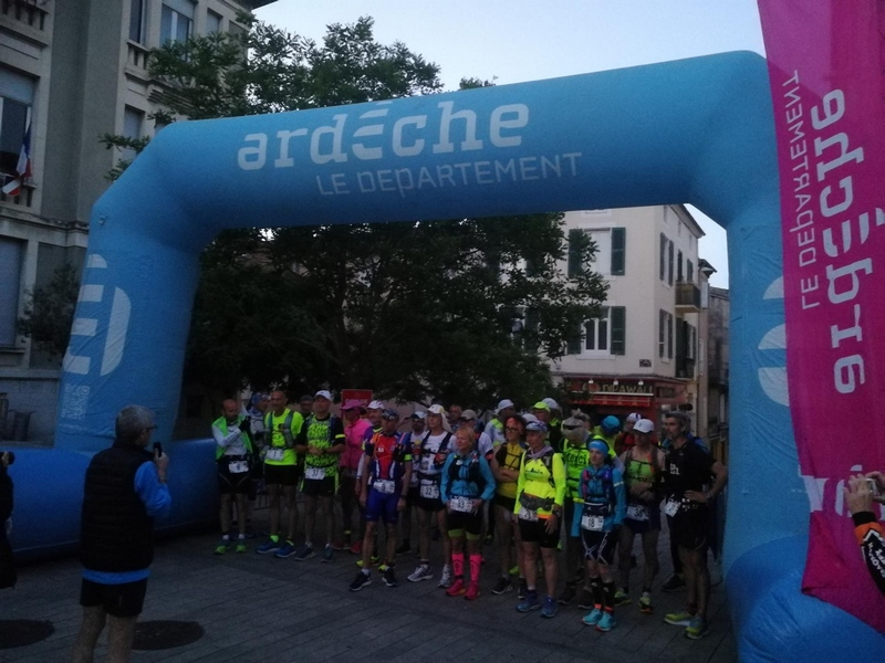 21 et 22-09-2019 Ultrathlétic Ardèche ULTRARDECHE