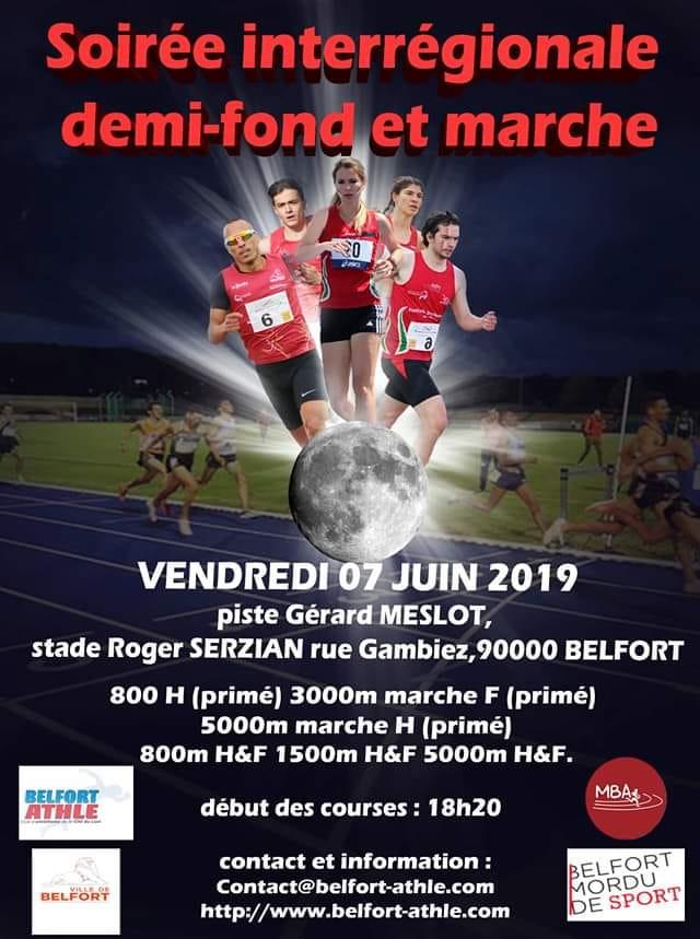 7 Juin 2019 - Meeting de Belfort Belfort
