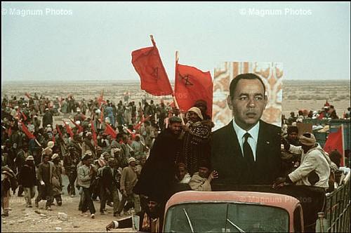 المسيرة الخضراء Greedn_march19754