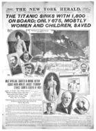 أحداث شهر أبريل 140px-Titanic-New_York_Herald_front_page