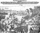 أحداث شهر أبريل 140px-Schlacht_bei_Rain_am_Lech_1632