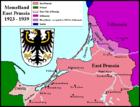أحداث شهر مارس  140px-Memelland_1923-1939