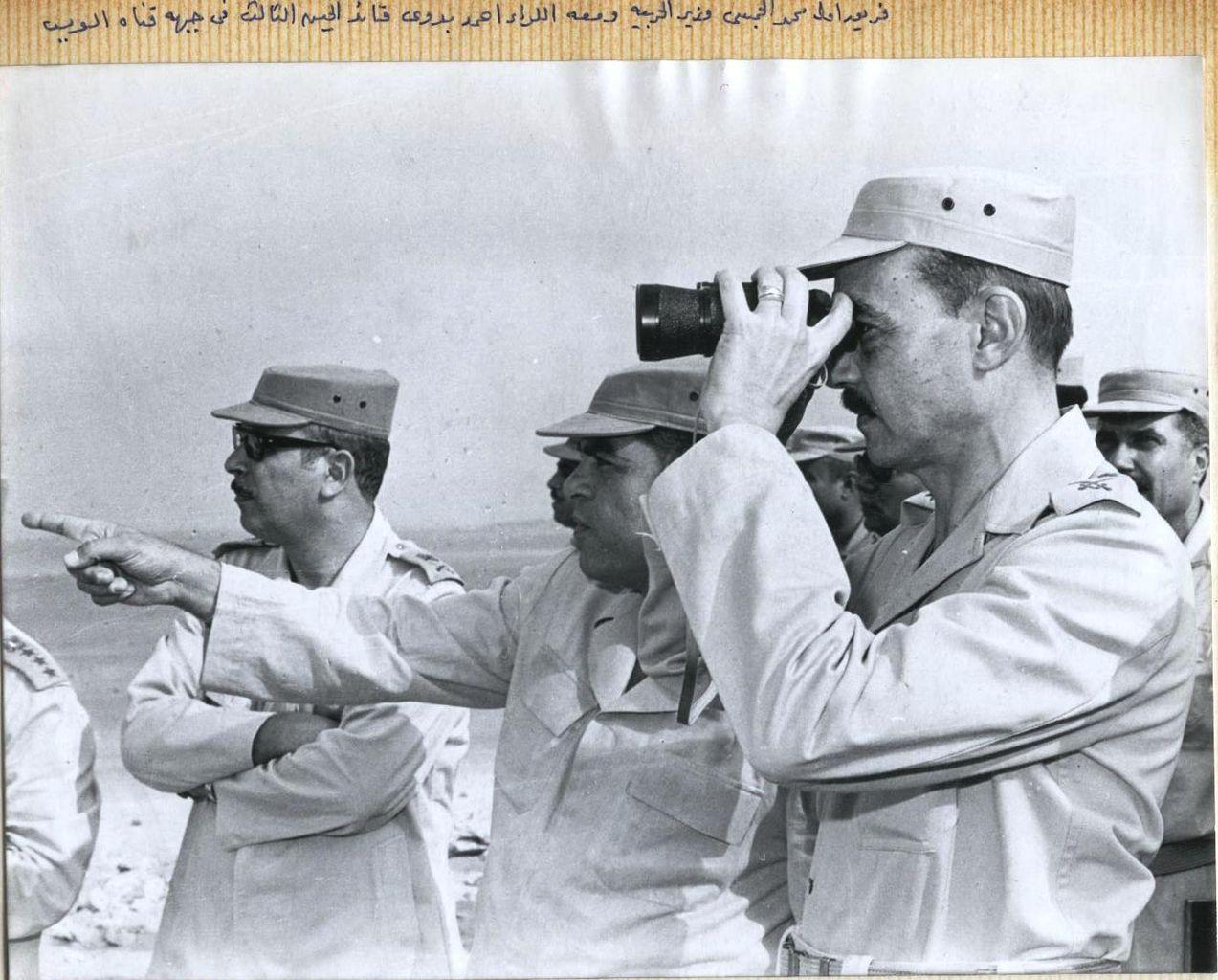 بمناسبة الذكرى الأربعين لحرب أكتوبر المجيدة: حوار ومقتطفات نادرة للبطل المشير محمد عبد الغني الجمسي 1273px-Gamsi_Badawi_-_Third_Army