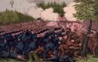 أحداث شهر يونيو 140px-Battle_of_Seven_Pines%2C_or_Fair_Oaks