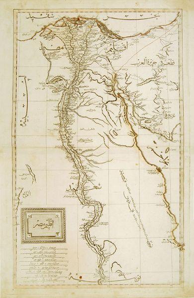 حلايب مصريه منذ الفراعنه 390px-Egypt_Map_in_the_Modern_Ottoman_Caliphate_Era