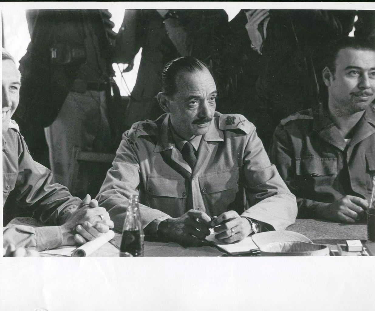 بمناسبة الذكرى الأربعين لحرب أكتوبر المجيدة: حوار ومقتطفات نادرة للبطل المشير محمد عبد الغني الجمسي 1235px-Gamsi_7