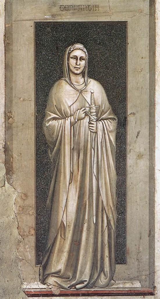 Temperanza Giotto_di_Bondone_-_No._42_The_Seven_Virtues_-_Temperance_-_WGA09269-551x1024