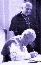 Avertissement - Pierre le Romain succèdera à Benoit XVI APRES L'AVERTISSEMENT - Page 3 Ratzinger