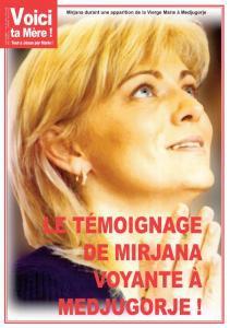 Medjugorje, message du 2juin2017 confié à Mirjana par la Vierge Marie Mirjana-211x300