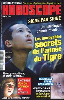 Existe-t-il des magazines dédiés aux surdoués Horoscope150110