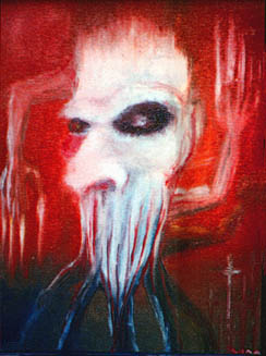 Algunos cuadros de Marilyn Manson Art-early1