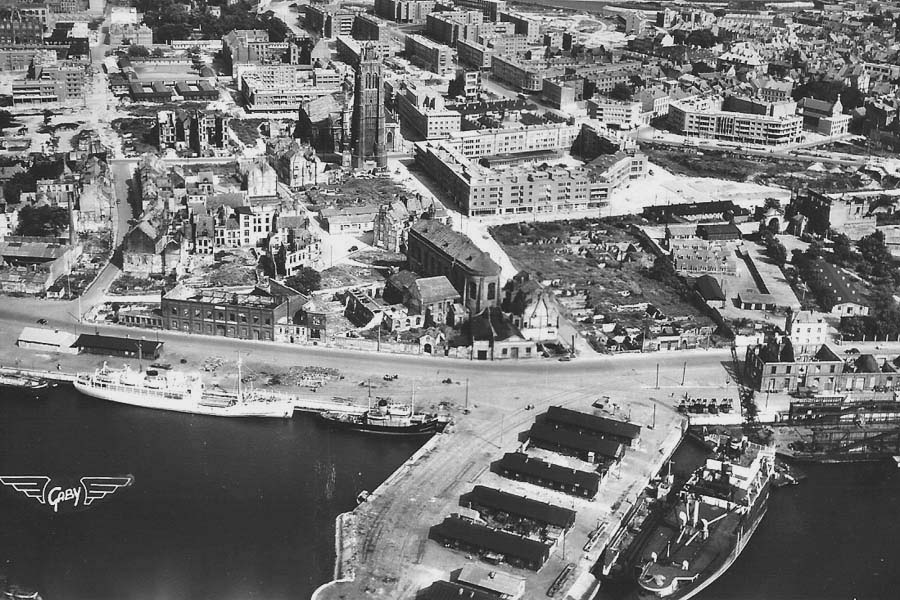 Villes et villages en cartes postales anciennes .. - Page 24 30-Dunkerque