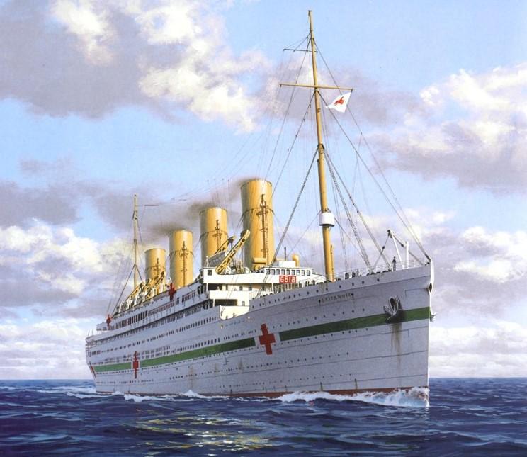 Titanic 1/400 de Revell Britannic_marshall_a
