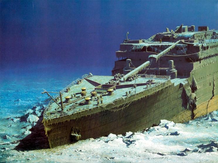 Dessins de vrais artistes 15_titanic