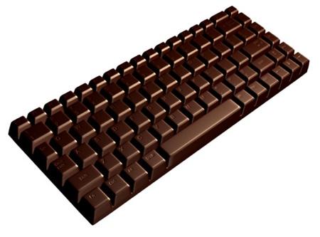 L'image qui suit... - Page 8 Clavier-en-chocolat