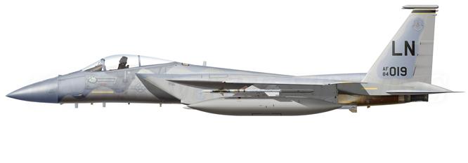 نسر من نسور العراق  F-15.11b