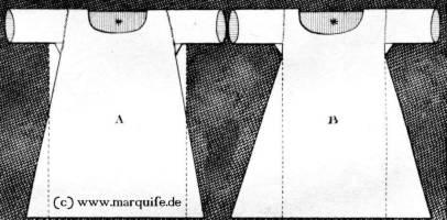 [XVIII] Chemise de corps Chemises1