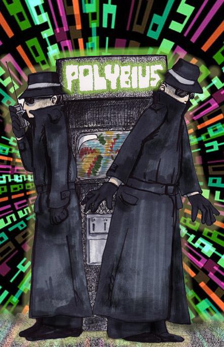 Polybius: El arcade del terror Videogame