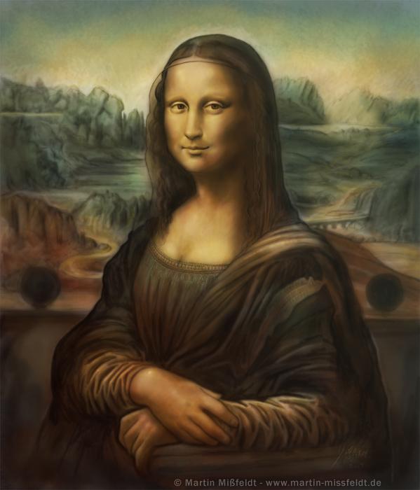Razne Mona Lize Mona-lisa-kopie