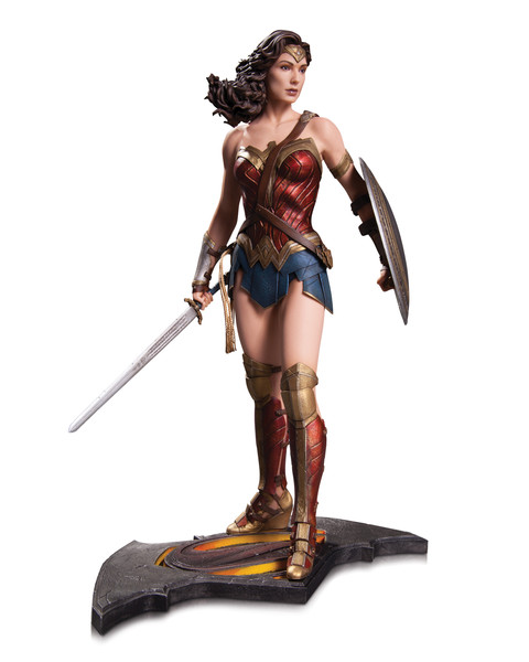 BATMAN v SUPERMAN: DAWN OF JUSTICE WONDER WOMAN STATUE BMvSM_DoJ_Wonder_Woman_Statue_sRGB_56242d37467738.24973238