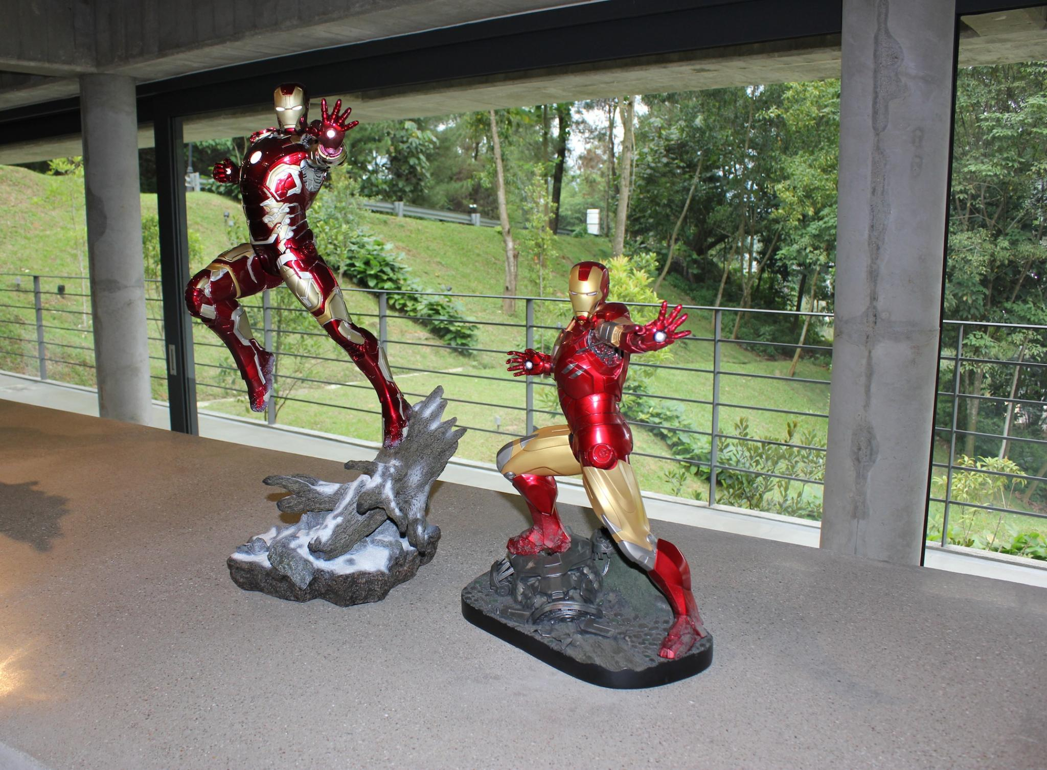 IRON STUDIOS: IRON MAN MARK XLIII AGE OF ULTRON LEGACY 1/4 SCALE - Page 4 IMG_2270
