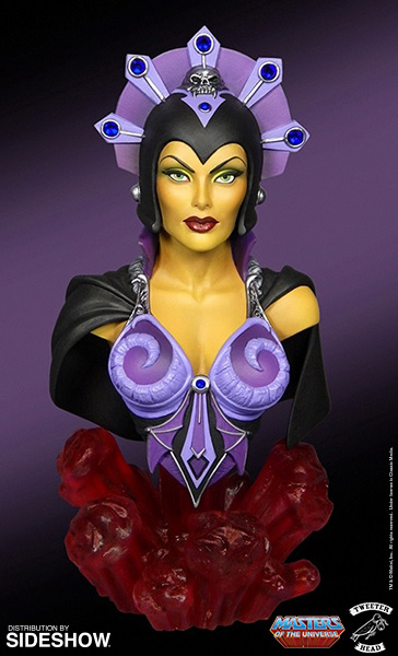 Masters of the Universe : Evil Lyn  Bust  Masters-of-the-universe-evil-lyn-bust-tweeterhead-902577-05
