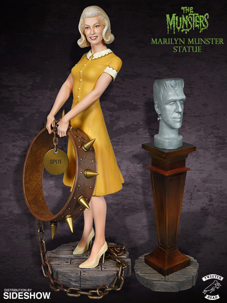 the  Munsters : Marilyn Maquette The-munsters-marilyn-munster-maquette-tweeterhead-902573-01