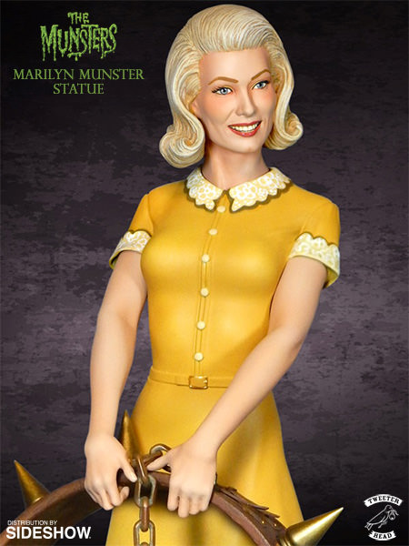 the  Munsters : Marilyn Maquette The-munsters-marilyn-munster-maquette-tweeterhead-902573-02