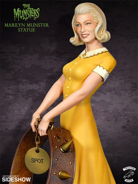 the  Munsters : Marilyn Maquette The-munsters-marilyn-munster-maquette-tweeterhead-902573-03