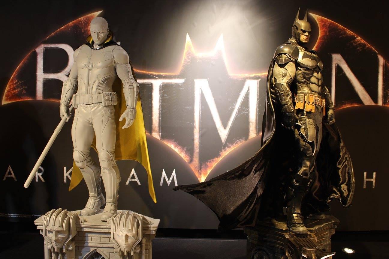 Batman Arkham Knight - Robin 1/3 Statue 7