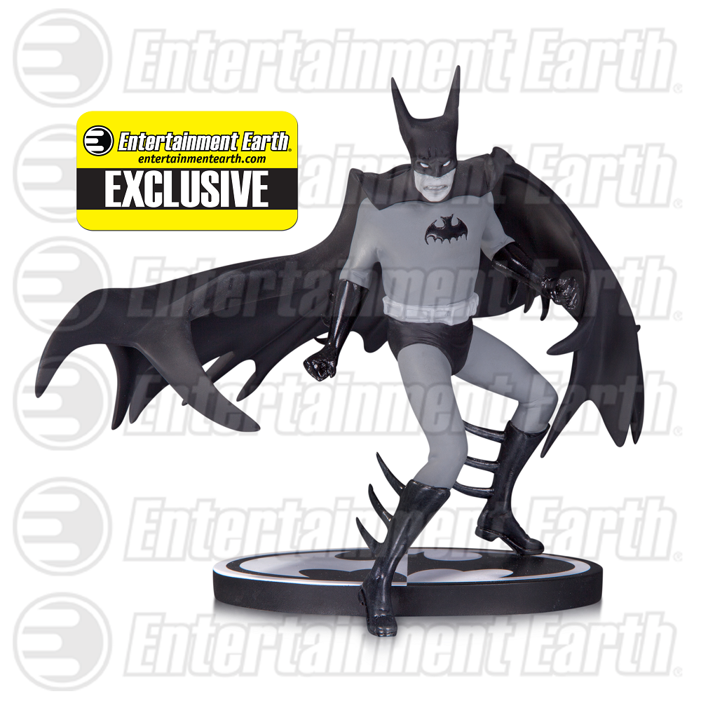 Batman Black & White by Tony Millionaire Statue – Entertainment Earth Exclusive DC32706R_DC32706W_highres