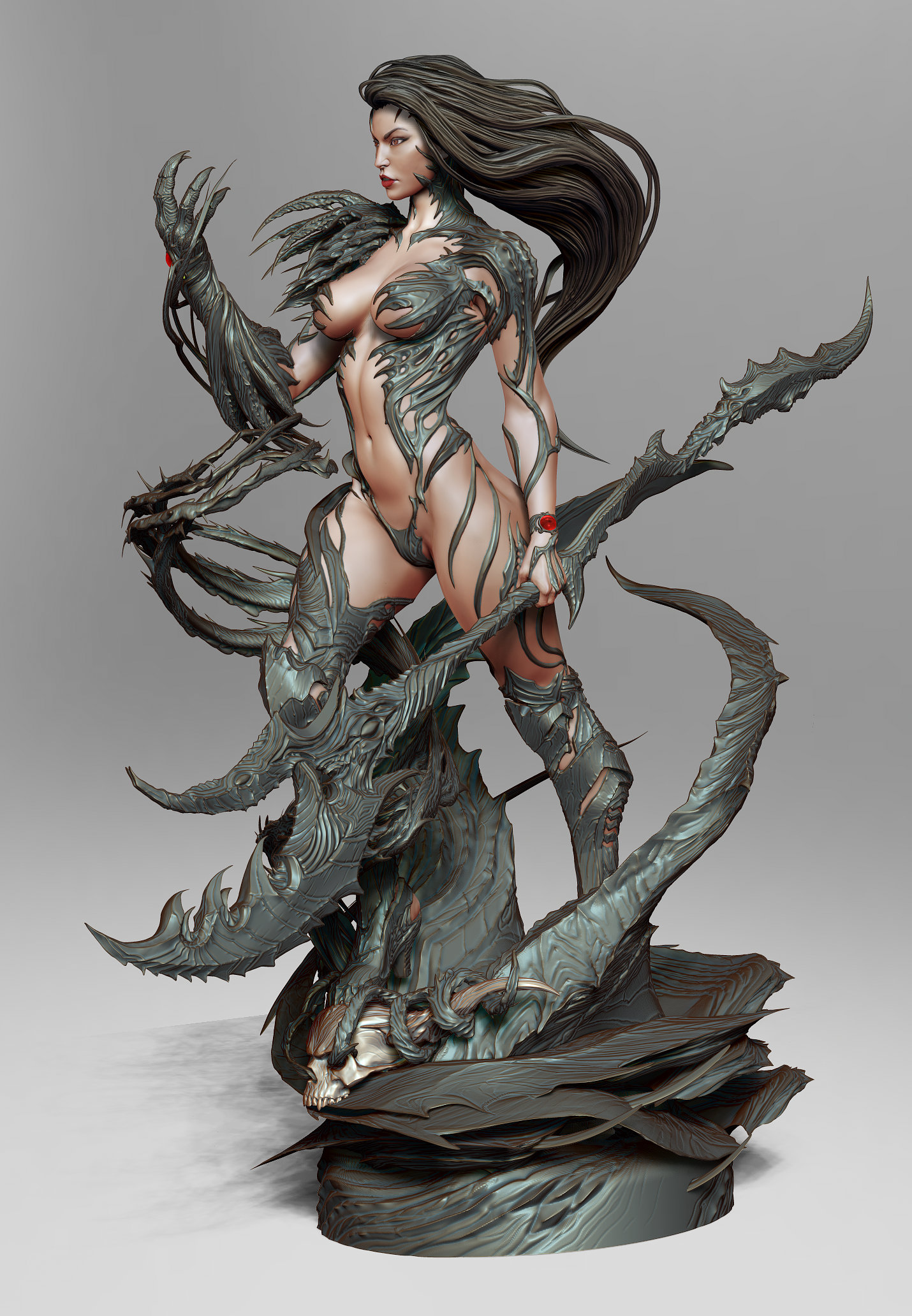Premium Collectibles : Witchblade - Page 2 1