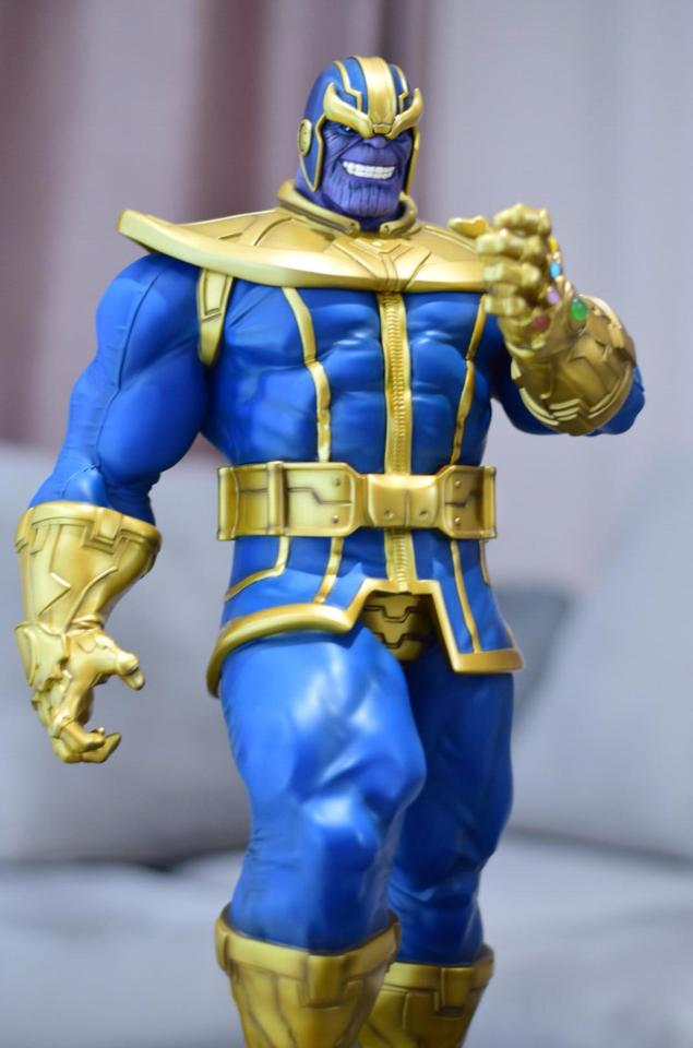 Premium Collectibles : Thanos  - Page 13 Thanos13