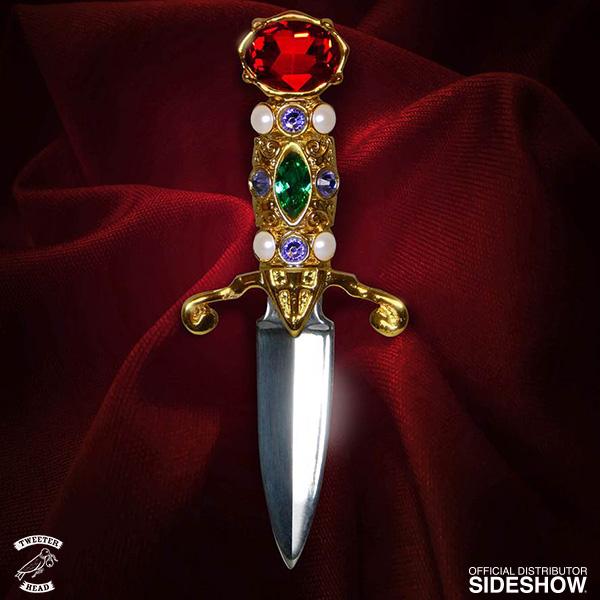 TWEETERHEAD : Elvira Dagger Prop Replica Elvira-dagger-prop-replica-tweeterhead-902546-01