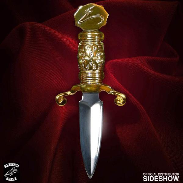 TWEETERHEAD : Elvira Dagger Prop Replica Elvira-dagger-prop-replica-tweeterhead-902546-02