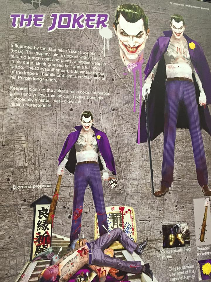 Premium collectibles : Joker** 17