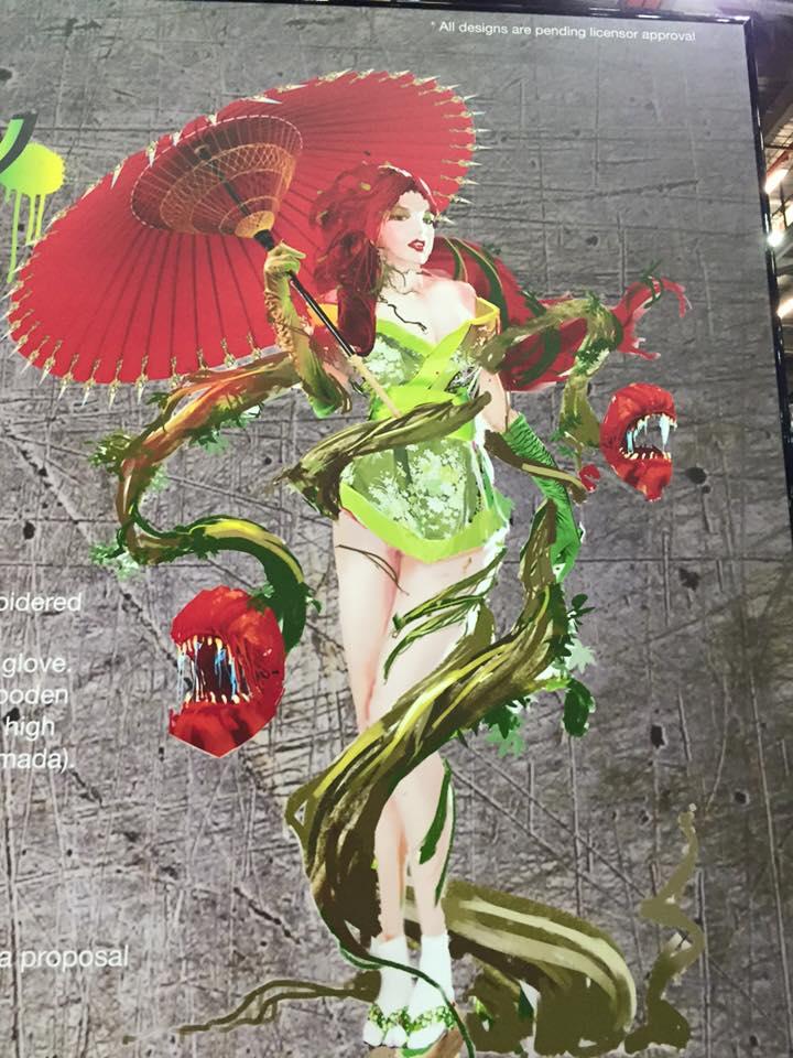 Samurai Series : Poison Ivy 19