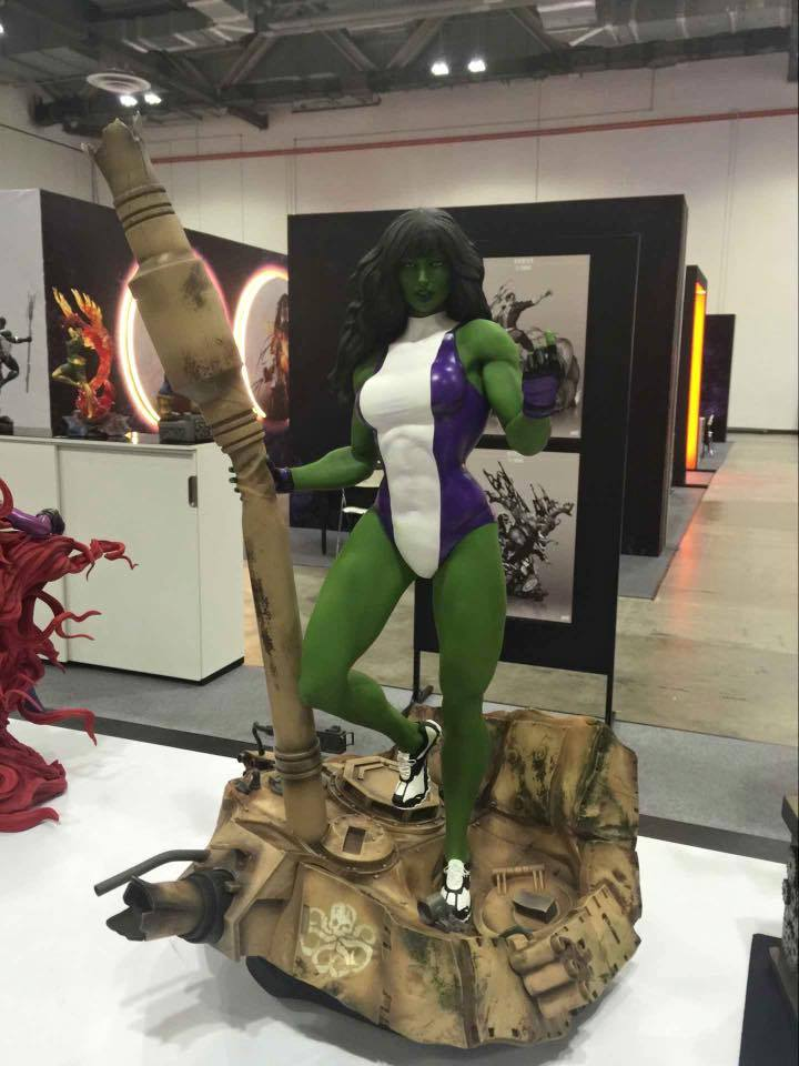 Premium Collectibles : She Hulk - Page 3 50