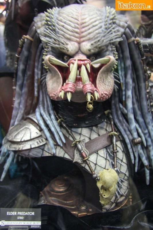 PREDATOR 2: ELDER PREDATOR Legendary scale bust  58