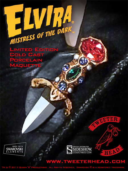 TWEETERHEAD : ELVIRA MAQUETTE 902119-elvira-mistress-of-the-dark-006