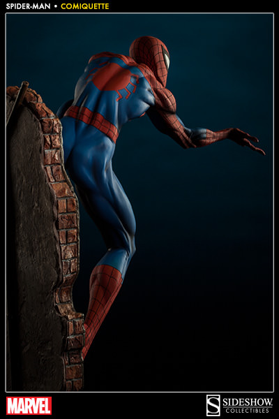 "SPIDER-MAN ""J.SCOTT CAMPBELL"" Comiquette 200265-spider-man-007"