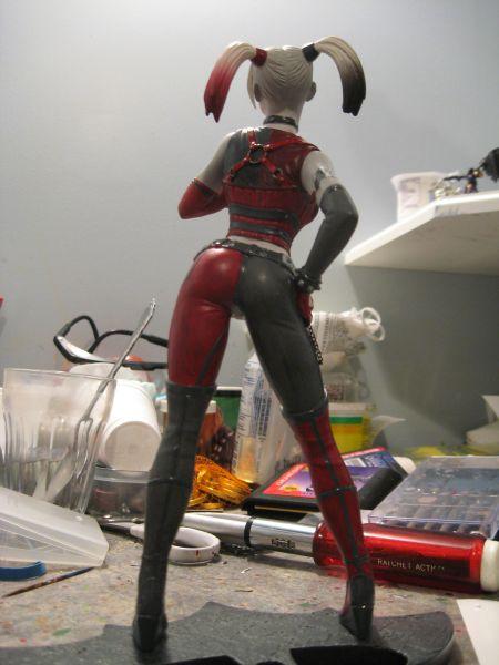 Batman: Arkham City - Harley Quinn Statue ACQuinn12
