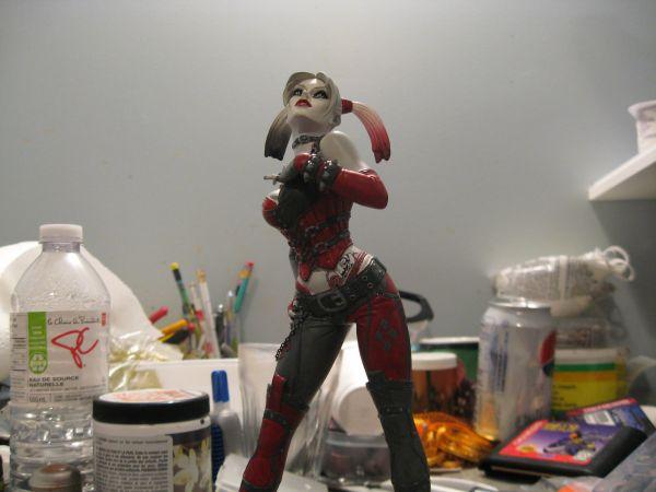 Batman: Arkham City - Harley Quinn Statue ACQuinn5